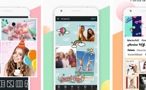 photogrid video and pic collage maker photo editor APK Android