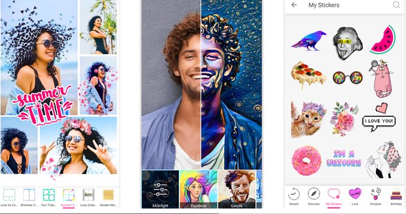 picsart photo studio collage maker and pic editor APK Android
