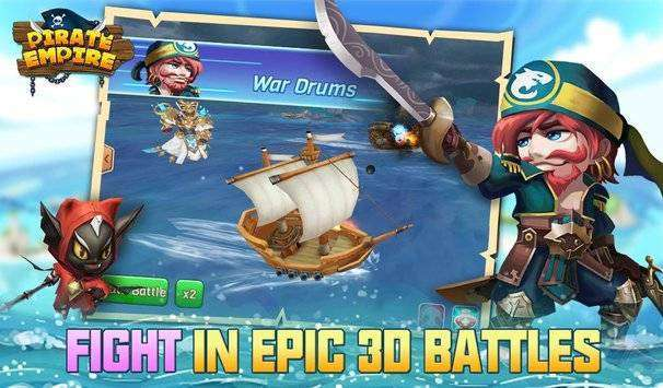 Pirate Empire MOD APK Android Free Download