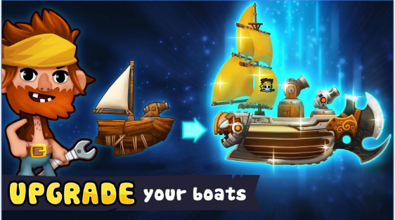pirate power APK Android