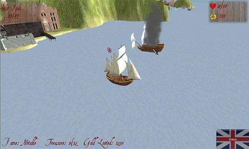 Pirate Sim MOD APK Android Free Download