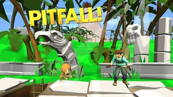 pitfall gioco mod apk per android