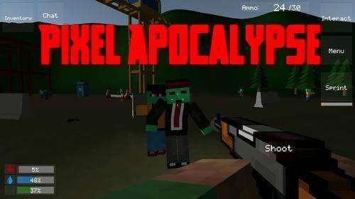 Pixel apocalypse full apk android game free download.