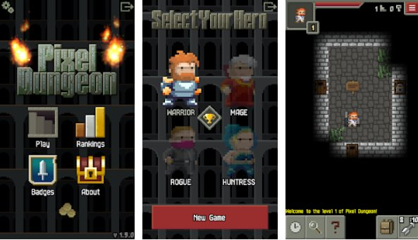 Pixel Dungeon Unlimited Gold MOD APK Free Download