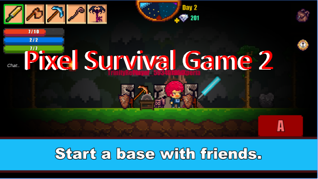 Pixel Survival Game 2 MOD APK for Android Free Download