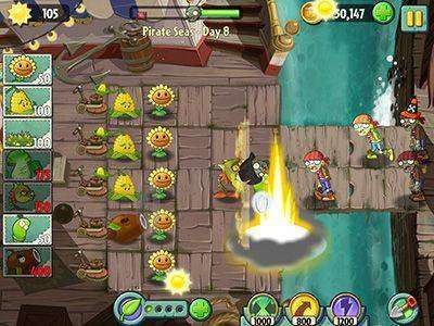 Plants vs. Zombies 2 APK MOD Android Free Download