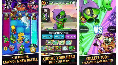 Plants vs. Zombies™ Heroes MOD APK Android Free Download