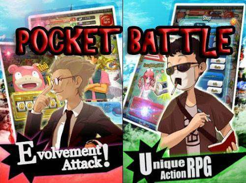 pocket arena saga apk download