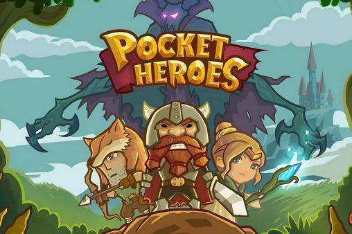 Pocket Heroes Unlimited Money APK Android Download