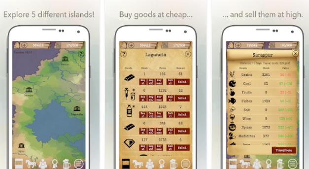 карманный торговец магнатом APK Android
