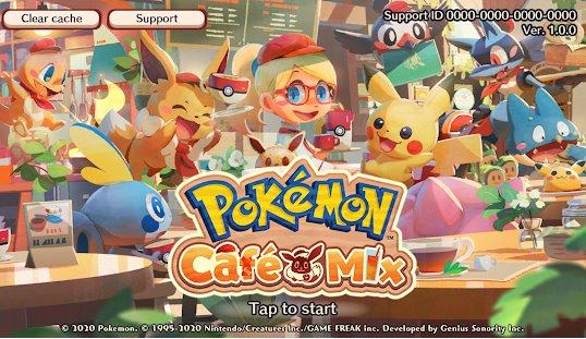 mezcla de café de Pokémon