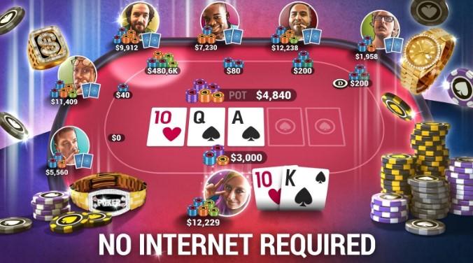 Hd Texas Poker Mod Apk