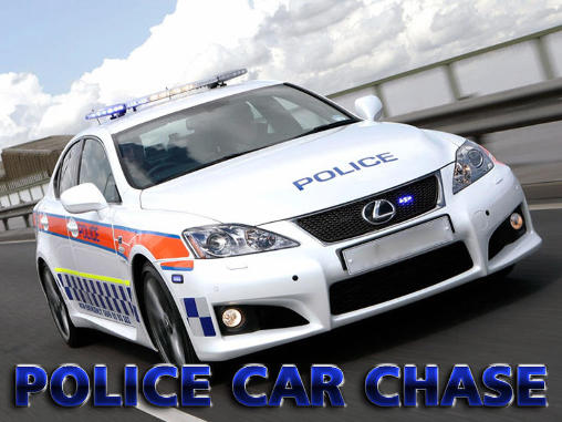 Polizeiautojagd