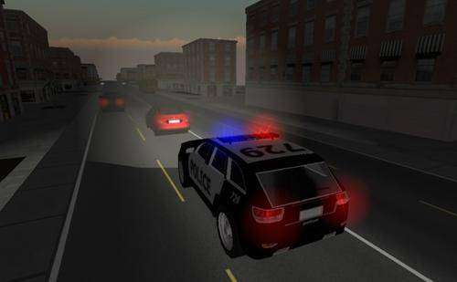 Police Car Driver 3D MOD APK Android Free Download