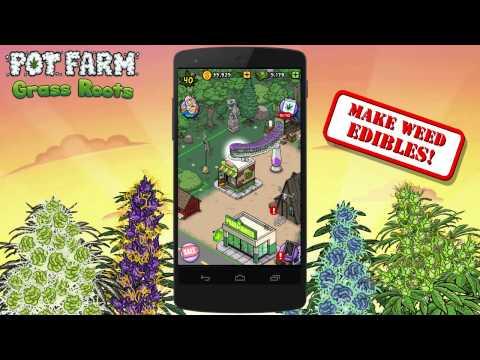 Pot Farm - Grass Roots MOD APK Jeu Android Télécharger