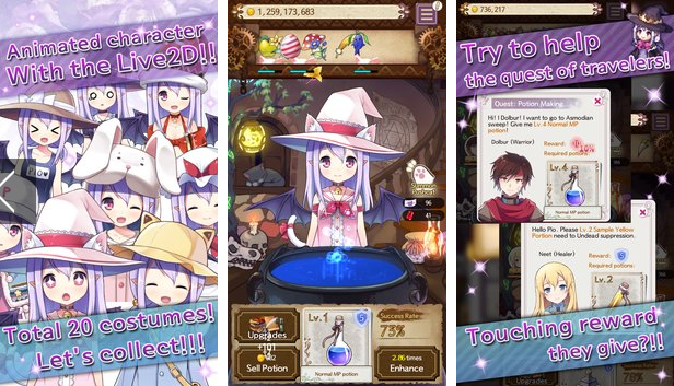 potion maker APK Android