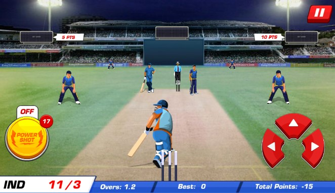 power cricket t20 cup 2018 APK Android