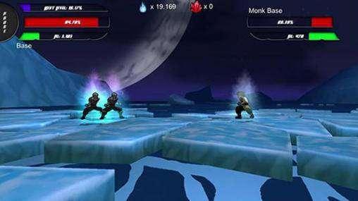 Leistungspegel Krieger MOD APK Android Spiel kostenlos heruntergeladen werden