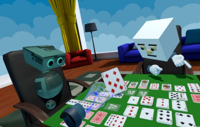 power solitaire vr APK Android