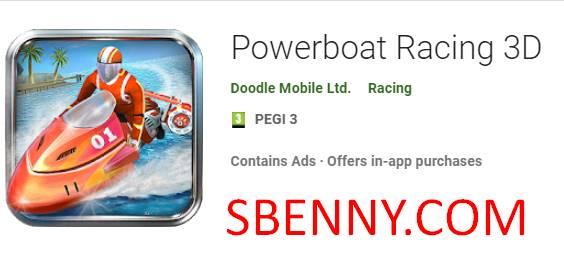 Powerboat Racing 3d Unlimited Money Mod Apk Free Download