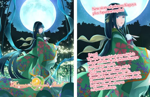 princess kaguya s quest