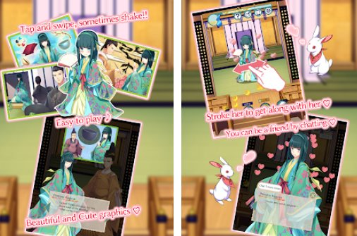 princess kaguya s quest APK Android