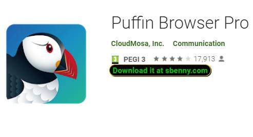 Puffin Browser Pro Paid APK Android Free Download