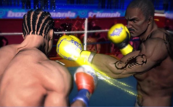 punch boxing 3d APK ANDroid