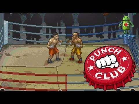 download punch club fighting tycoon apk