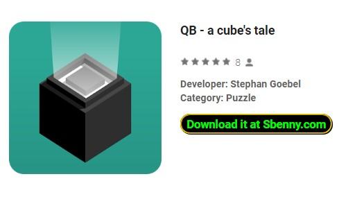 qb a cube's s tale