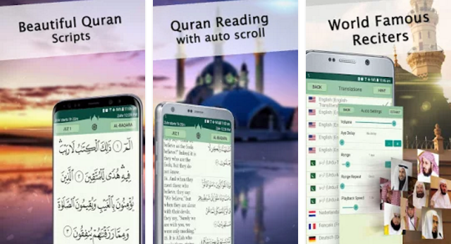 Quran Majeed With Prayer Times Mod Apk Android Download Explain the prayer and display the steps of ablutions and clarify them. quran majeed with prayer times mod apk