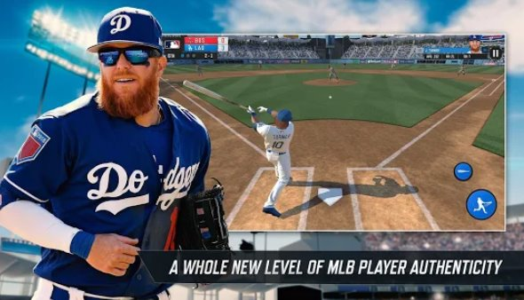 RBI Baseball 19 APK Android