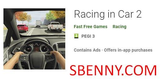 Racing In Car >> Racing In Car 2 Mod