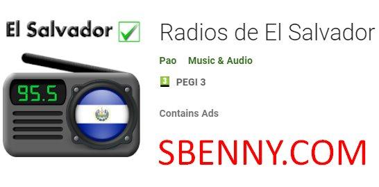 Radios von El Salvador