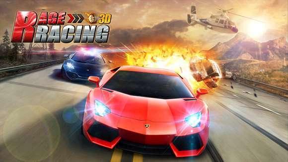 Rage-Racing 3D