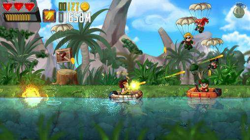 Ramboat: Shoot and Dash MOD APK Android Free Download