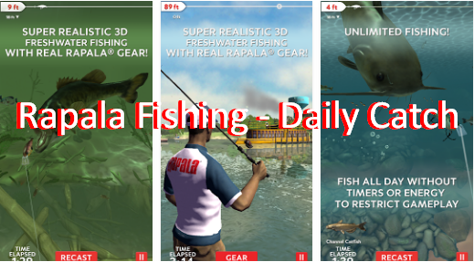 rapala fishing daily catch android