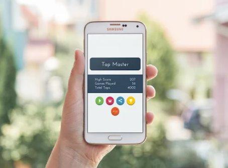 быстрый тап про APK Android