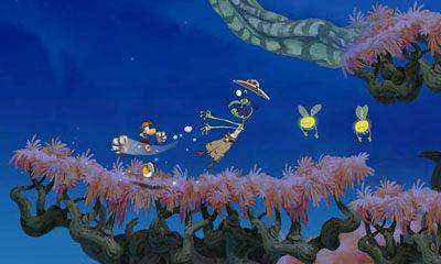 Rayman Jungle Run Free Download Spiel für Android