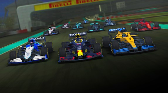 Real Racing 3 MOD APK + DATA Android Game Free Download