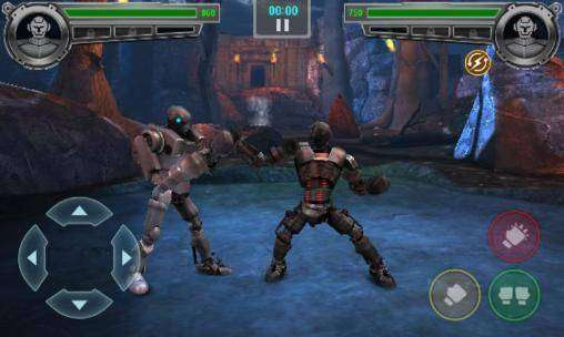 Real Steel Champions APK MOD Android Free Download