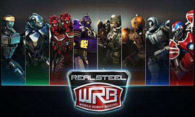 Real Steel Welt Robot Boxing