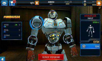 Real Steel World Robot Boxing APK MOD Android Free Download