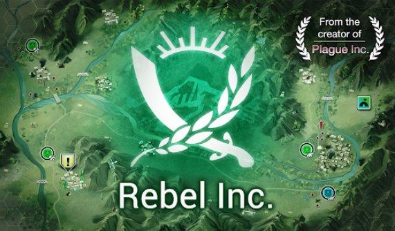 Rebel Inc  + MOD