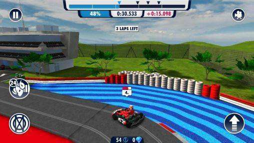 Red Racers Touro MOD APK Jogo para Android Download