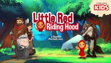 red riding hood interactive game story free tale