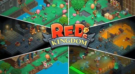 rotes Königreich