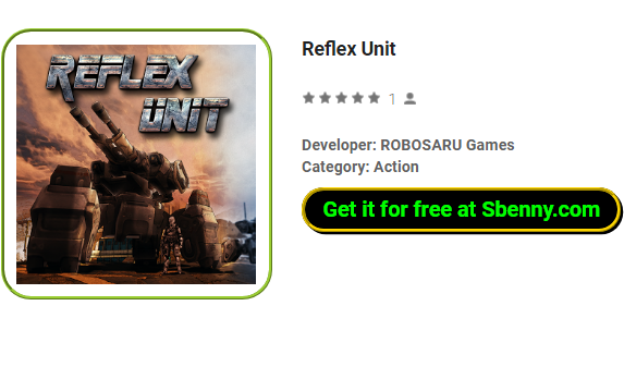 Reflex Unit MOD APK for Android Free Download
