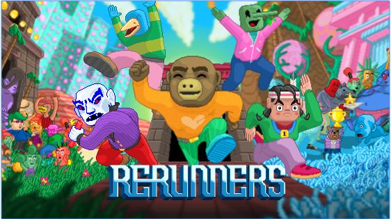rerunners race for the world