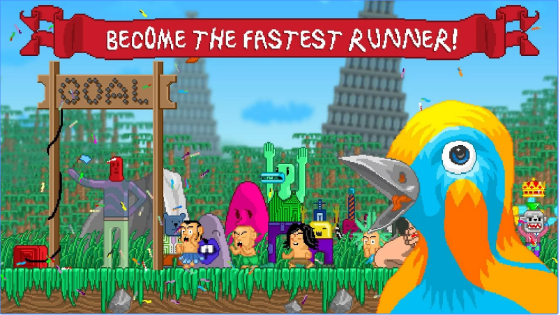 rerunners race for the world APK Android